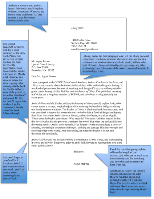 How to Write A Query Letter Writing and Illustrating IX0LBPSa