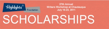 Highlights Chautauqua Writers Workshop