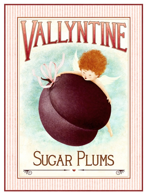 Febillustration ValentineAllyn_Sugarplum