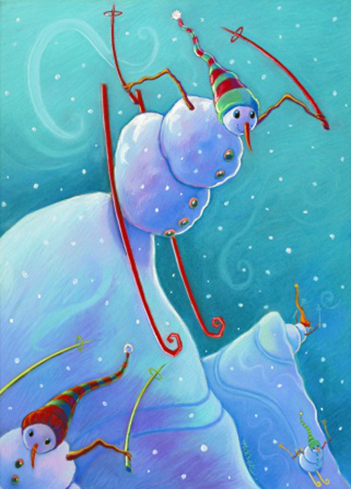 snowmanski