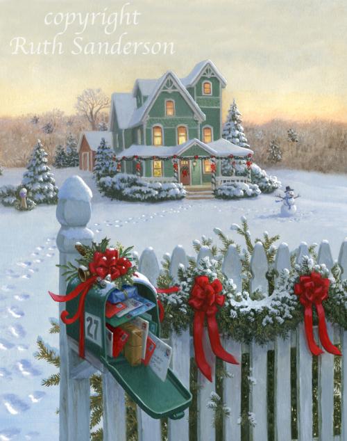 ruthchristmasmailbox