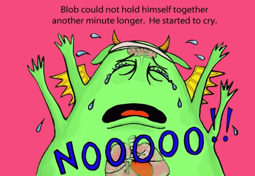 dowcrying blob A copy