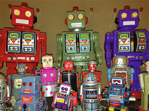 patrick'srobots