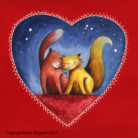 Bogade Cats ValentineCard_small