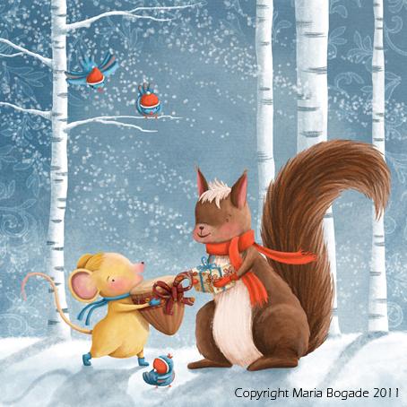 bogardMariaBogade mouse and squirrel1