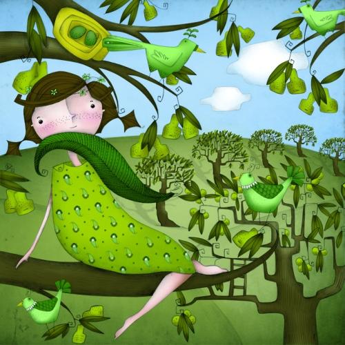 danielleforest green (lorez)