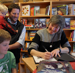 detwilerRed Canoe book signing 410 008cropped