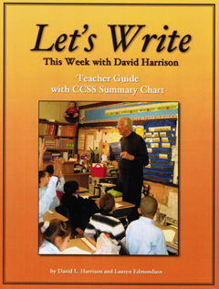 Lets Write Teacher Guide240