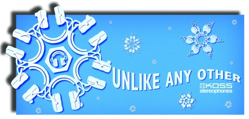 KOSS Snowflakes