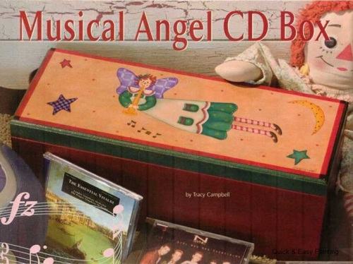 Tracy Campbell - Musical Angel CD Box