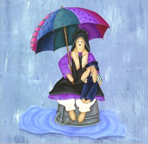 tracyumbrella