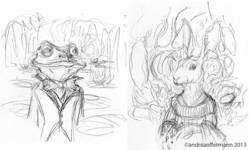 frog_hare_sketch