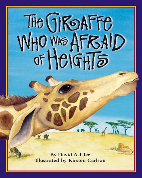 kirstenGiraffecover