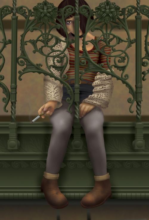 vimbalconygirl