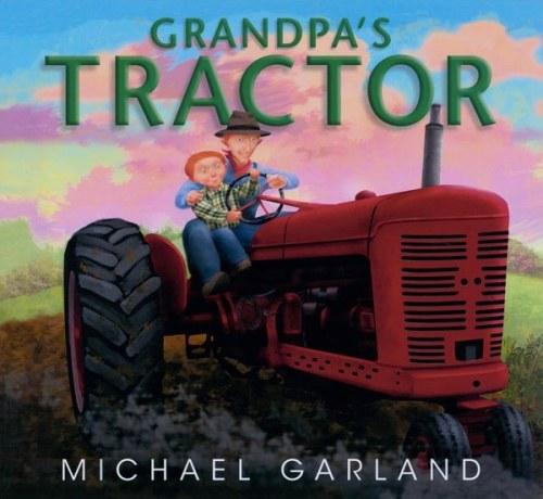 garlandGrandpa's%20Tractor