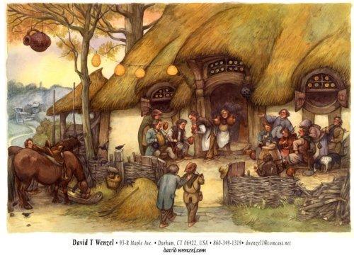 wenzelShire Tavern 1