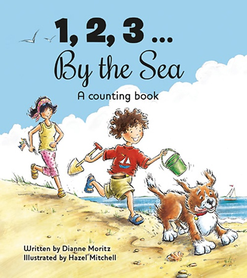 hazel1, 2, 3 by the Sea cover