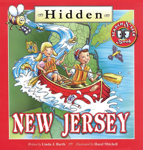 hazelHidden NJ Cover