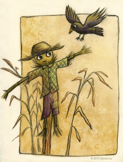 Scarecrow (S.Liu web)
