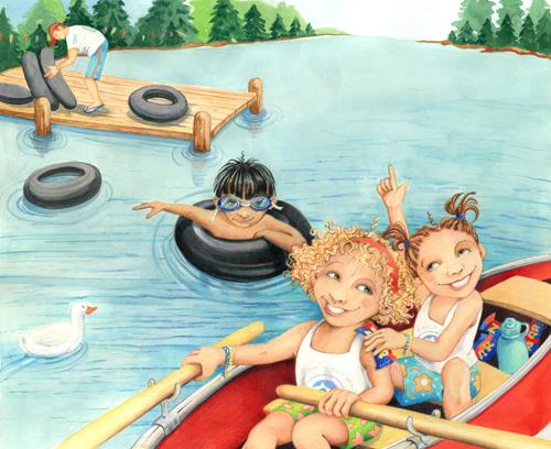 Camp Canoe500