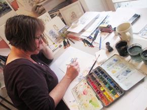 mary hall illustrator 290