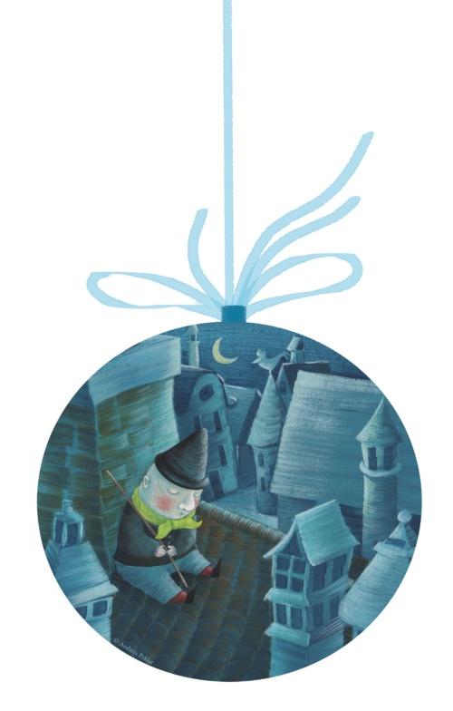 christmasSleepy Chimneysweep