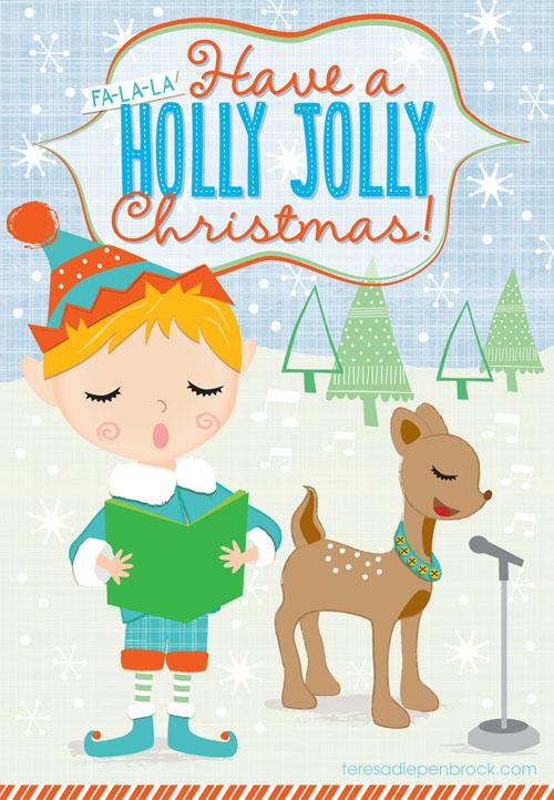 HOLLY JOLLYwebsite