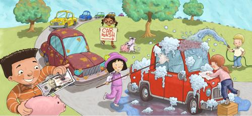 bobCents Car Wash