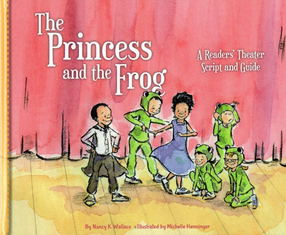 Michellecover_princess_frog