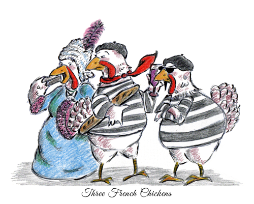 michellefrench_hens_paint