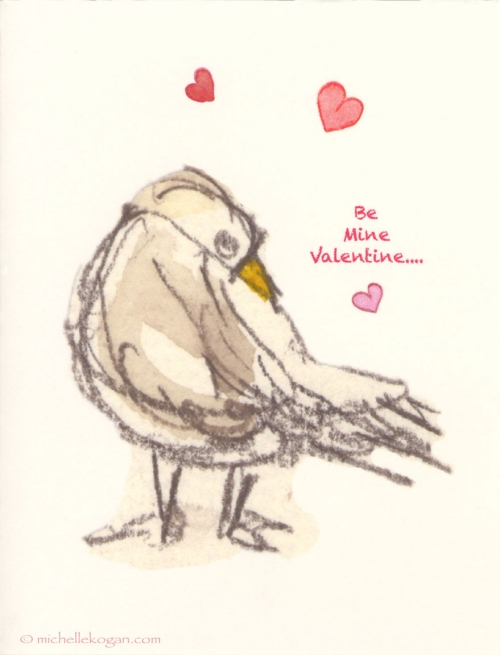 valentineMichelle-Kogan-Seagull-in-Love-card-A