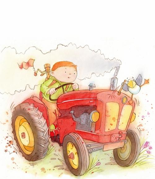 lyn tractor