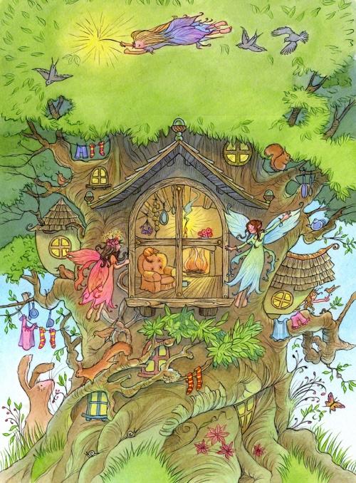 lynFairy-treehouse