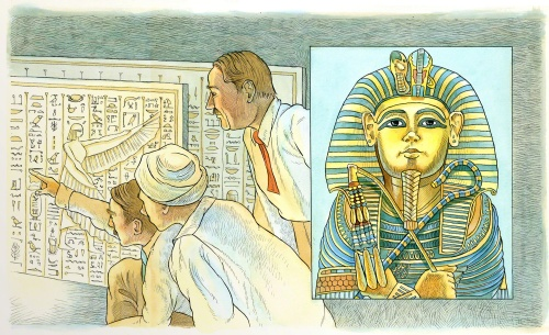 lynTomb-of-tutankhamun