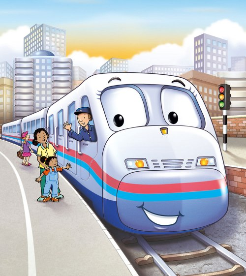 City-Train_cvr