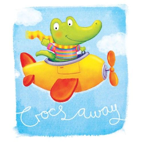 croc's-away