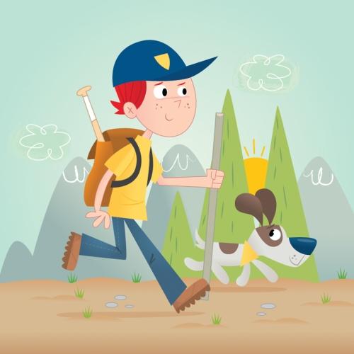 robboy-dog-hiking