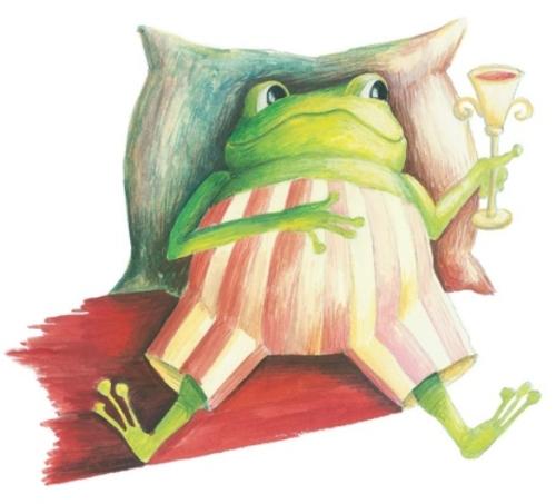 andrejarelaxingfrog