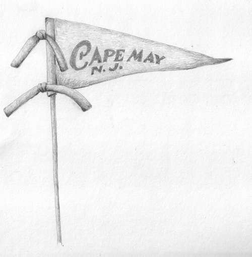 colleencapemayflag sketch