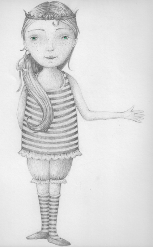 colleenstep_1_pencil_sketch_cape may girl