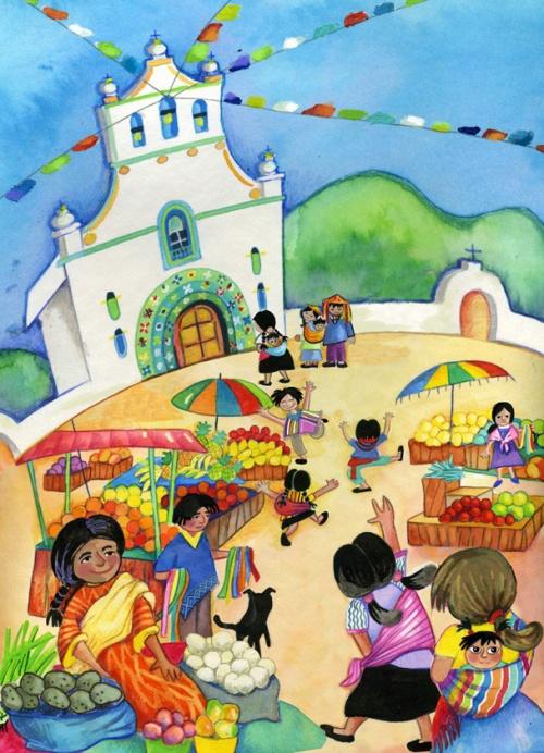 inesChamula Chiapas The mayan sky2