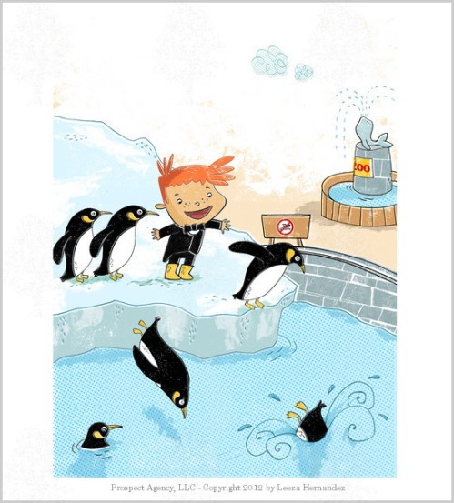 herman-and-his-penguins
