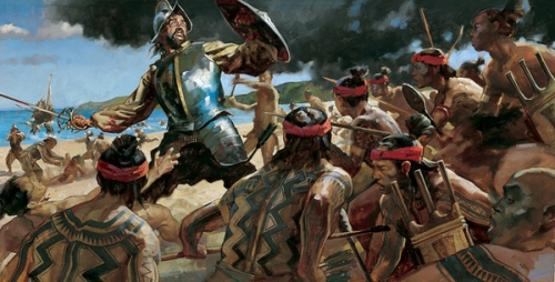 the battle of mactan essay The battle of mactan on april 27, 1521 marked the first organized  resistance of the filipinos against foreign invaders raha lapu-lapu, a chieftain  of.