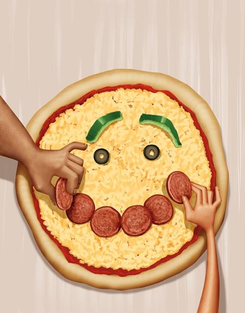 Spaghetti illustration 32.0