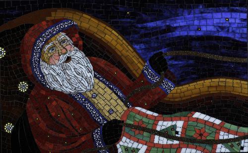 Christinefinished mosaic2