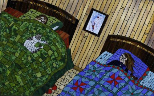 Christinefinished mosaic6