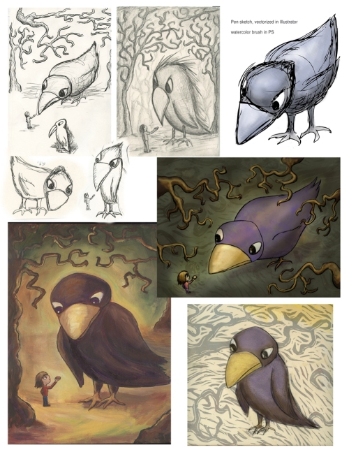 Compilation-Raven