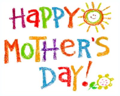 happy mothers day writing and illustrating