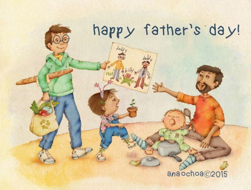 happy father's day2015-Kathy