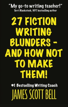 27 Writing fiction blunders